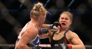 Ronda Rousey UFC 193