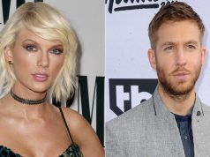 Taylor Swift calvin harris