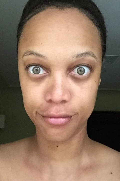 Celebrities who are flawless without makeup
