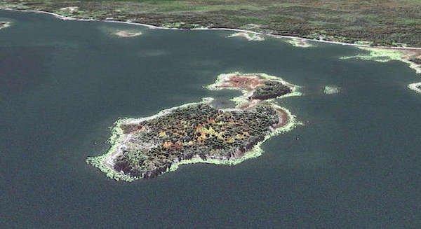 Berrien S Island