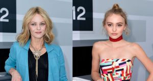 Lily-Rose Depp looks just like her mother