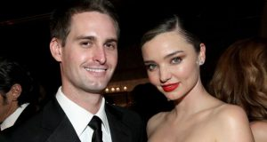 Miranda kerr and Evan