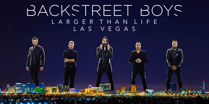 vegas backstreet boys