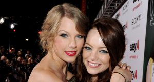 emma stone taylor swift