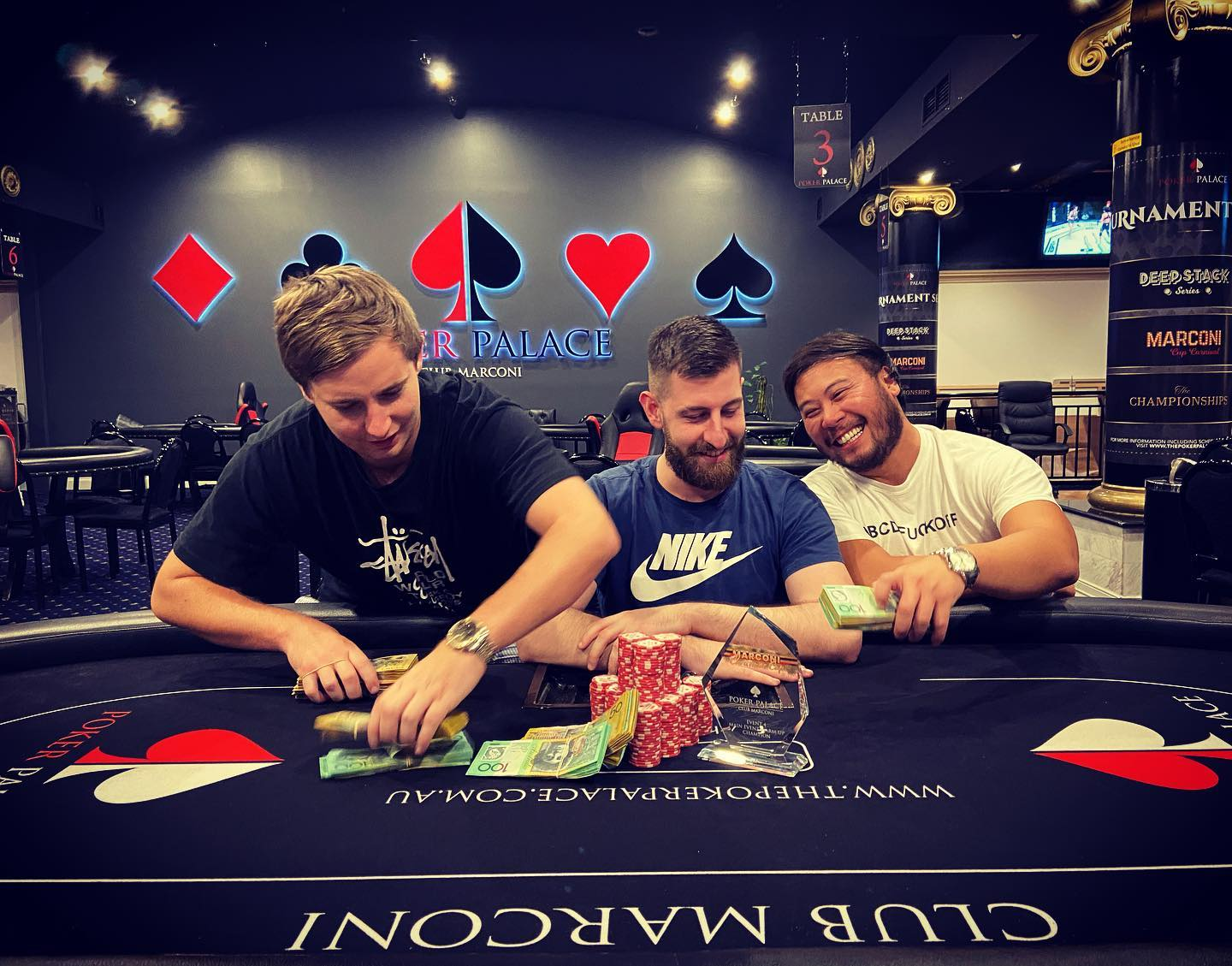 best places to play poker in sydney